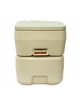 Жидкостный биотуалет BIOFORCE Compact WC, 20 л