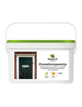 Ускоритель компостирования для торфяных туалетов Kekkila, 3 кг