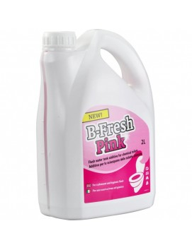 Биожидкость Thetford  B-Fresh Pink для верхнего бачка биотуалета, 2 л