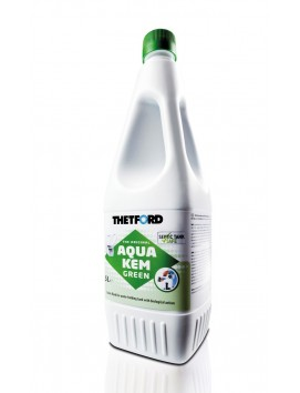 Биожидкость Thetford Aqua Kem Green для нижнего бачка биотуалета, 1.5 л