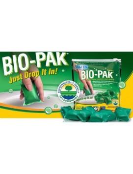 Туалетный дезодорант BIO-PAK Express для туалетных кабин, 15 штук