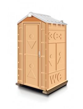 Туалетная кабина Экомарка Дачник (пустая)