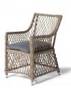 Кресло Латте из искусственного ротанга, 55 см