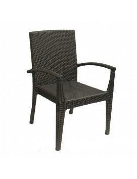 Кресло Классик из искусственного ротанга