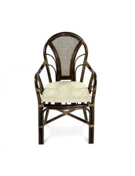 Кресло Larisa из натурального ротанга