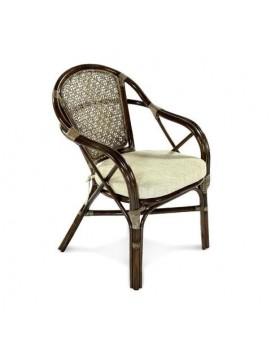 Кресло Ellena из натурального ротанга