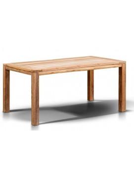 Стол прямоугольный Витория из натурального тика, 200 см