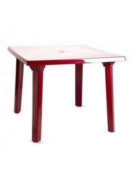 Стол Квадрат пластиковый, 90 см