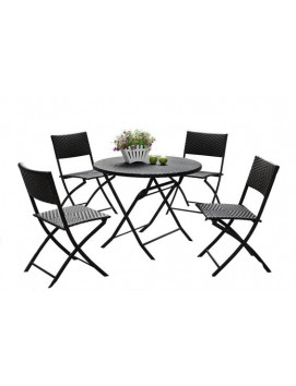 Комплект мебели Garden Way Vieux стол и 4 стула