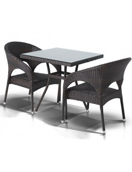 Комплект мебели Коретто из искусственного ротанга