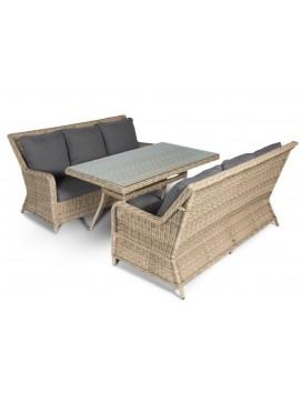 Комплект мебели Кортадо из искусственного ротанга