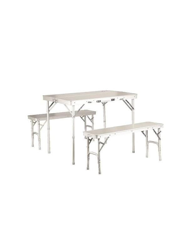 Набор мебели для пикника Green Glade 5909 МДВ и алюминий
