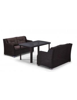 Комплект мебели T51A из искусственного ротанга