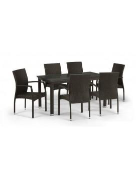 Комплект мебели T256A/Y379A из искусственного ротанга
