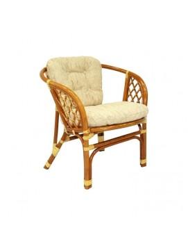 Кресло Багама 03/10В из натурального ротанга