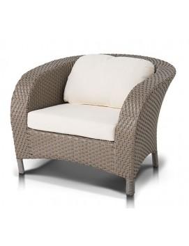 Кресло Римини из искусственного ротанга