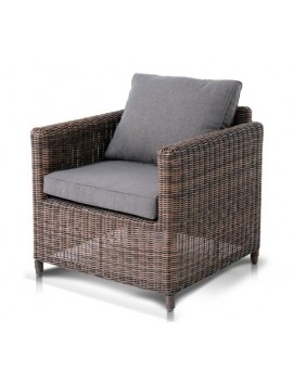 Кресло Макиато из искусственного ротанга