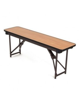 Скамейка складная ДСП и металл, 120/150/180/200/240 см