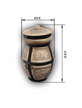 Тандыр дровяной «Амфора»