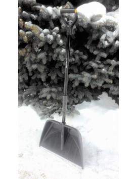 Высокопрочная лопата-скрепер ПРОФИ черная