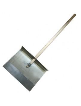 Лопата 500/300 с накладкой 120 мм