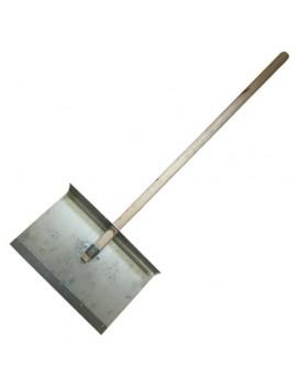 Лопата 500/375 с накладкой 40 мм