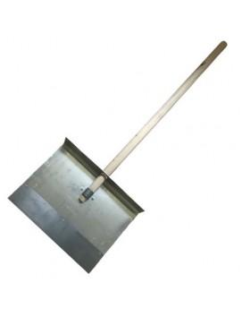 Лопата 500/375 с накладкой 120 мм