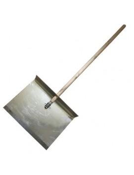 Лопата 600/500 с накладкой 40 мм