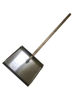 Лопата 600/500 3-х бортовая с накладкой 40 мм