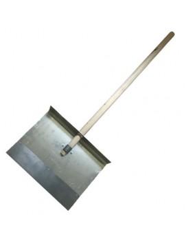 Лопата 600/500 с накладкой 120 мм