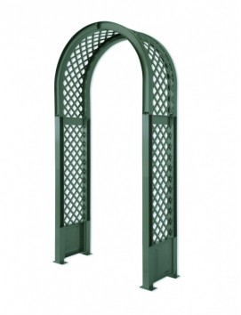 Садовая арка KHW зеленая
