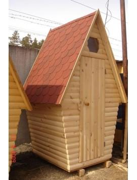 Деревянный туалет Сказка К-10