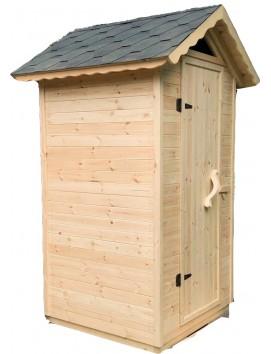 Деревянный туалет ДТ-1