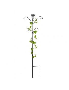 Шпалера садовая металлическая 57-072 с подсветкой