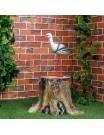 Садовая фигура Аист малый