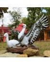 Садовая фигура Гнездо аистов